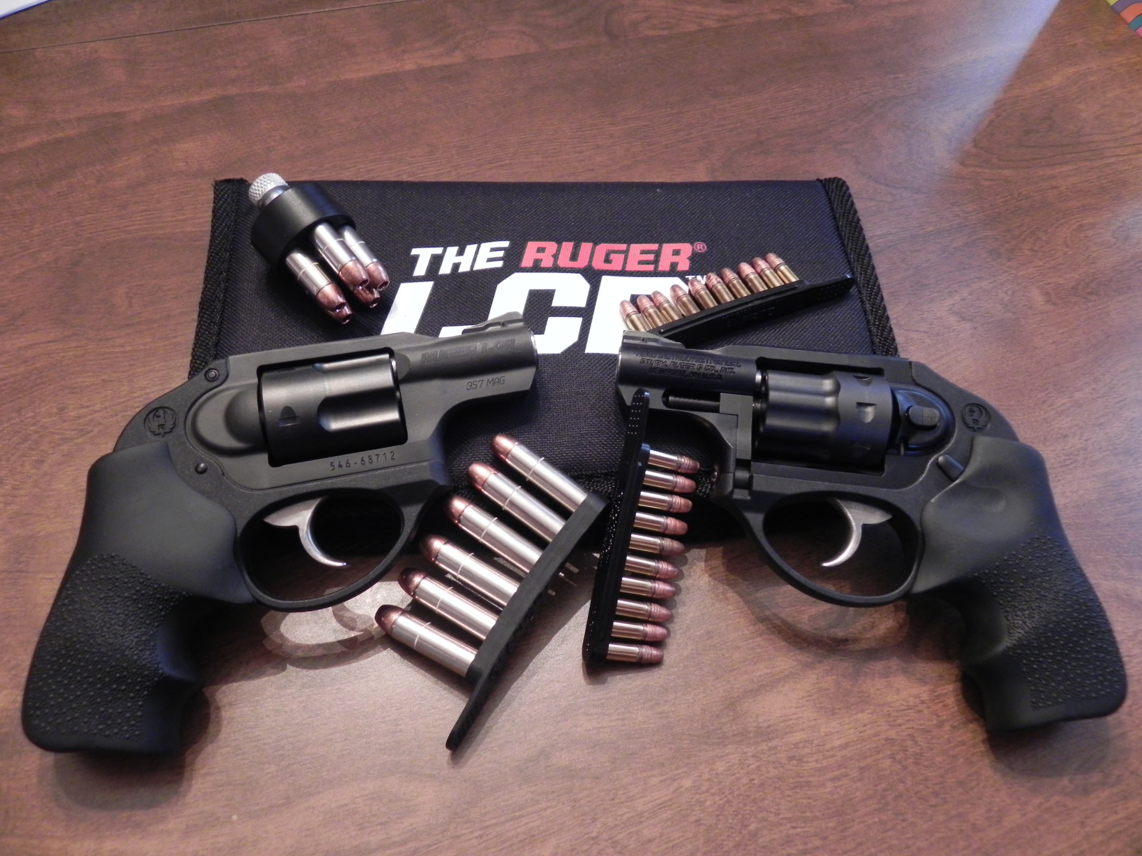 Ruger LCR Review | Weer\'d World